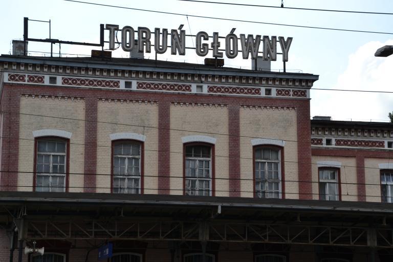 PKP Toruń, autor: basik31