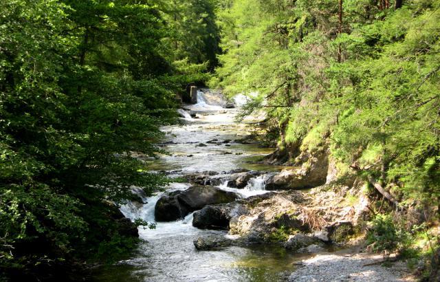 Górskie potoki, autor: vanhelsing