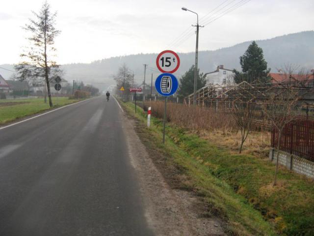 Początkowa droga na Kocierz, autor: vanhelsing