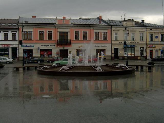 Nowy Sącz - centrum, autor: olek123