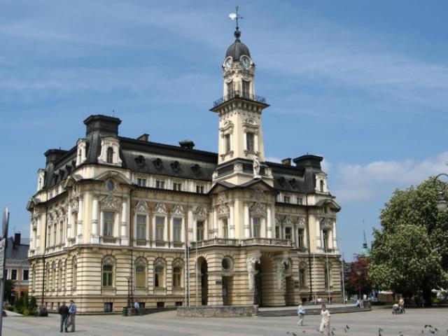 Nowy Sącz - ratusz, autor: olek123