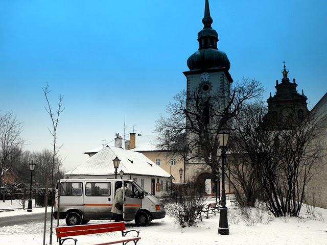 Stary Sącz - centrum, autor: olek123
