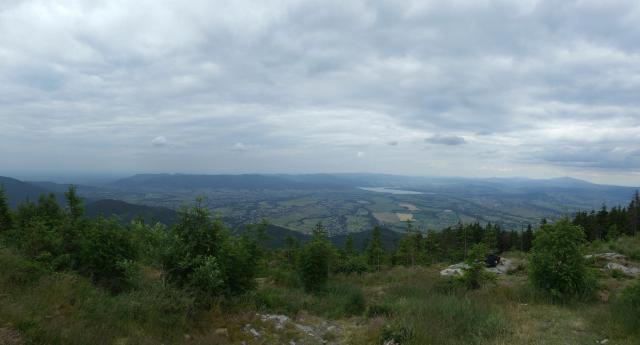 Panorama na Żywiec, autor: pawelk84
