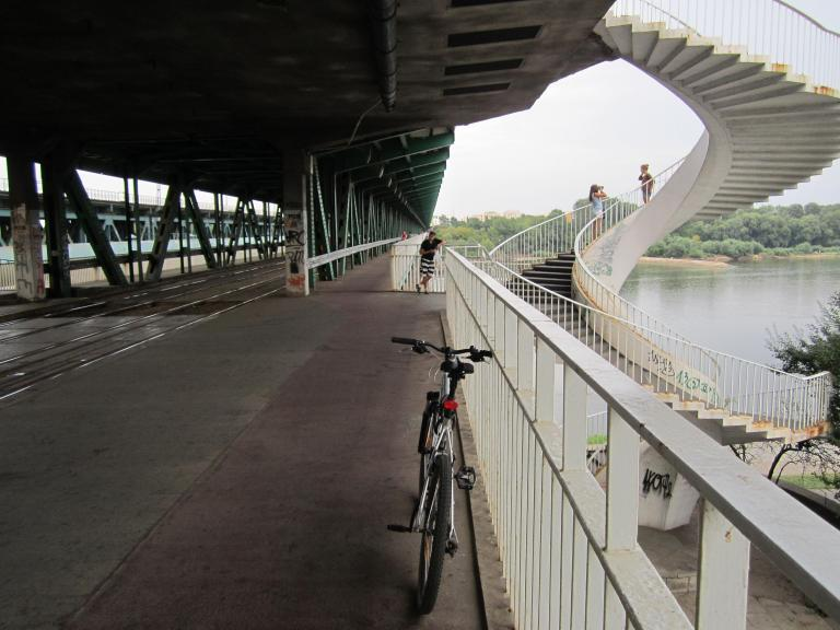 Most Gdański - MojRower.pl