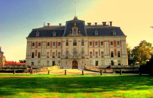 Pałac w Pszczynie, autor: vanhelsing