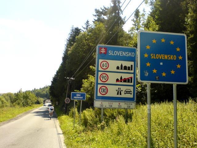 Słowacja wita, autor: vanhelsing
