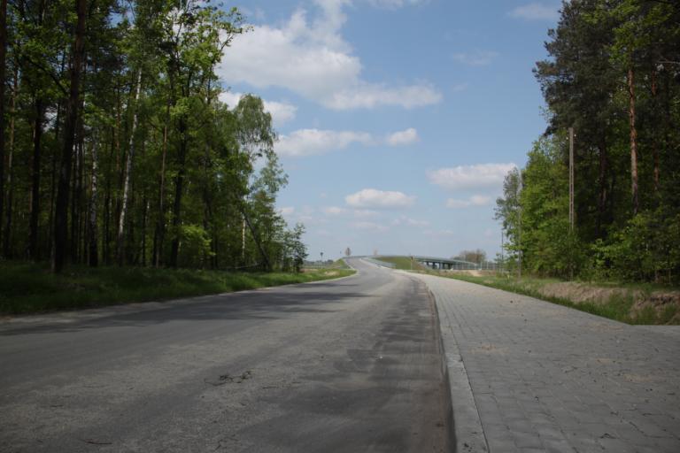 Skierniewice - Nieborów i okolice A2 - MojRower.pl