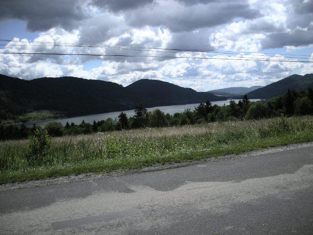 Jezioro Klimkówka, autor: bikerrr