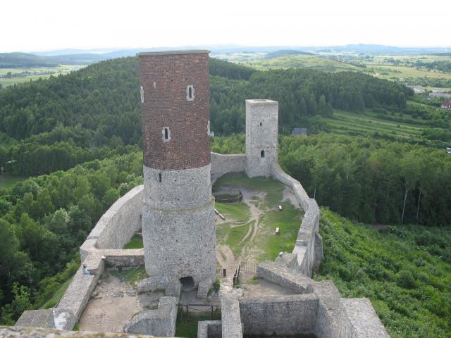 Zamek Chęciny, autor: przemko87