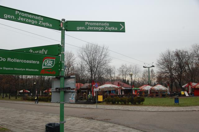 Gastronomia - Aleja Żyrafy., autor: eastern