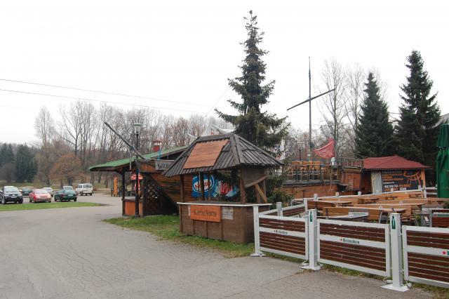 "Restauracja - ""Wioska Rybacka"", autor: eastern"