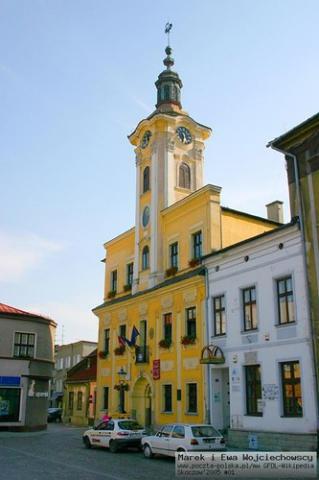 Ratusz w Skoczowie, autor: codecalm