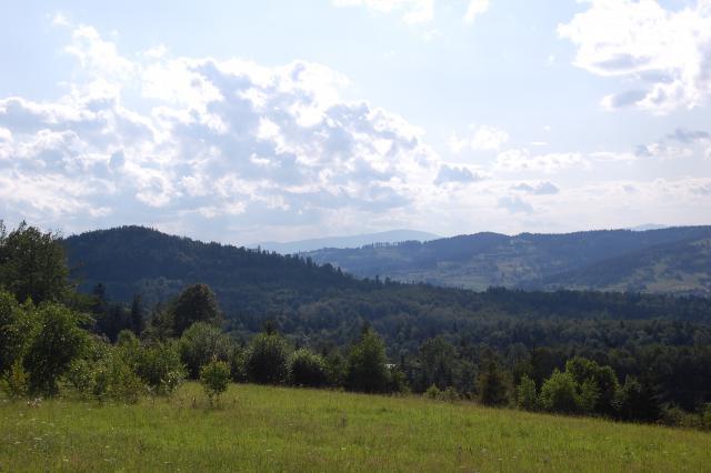 Koszarawa - Górski Widok, autor: eastern