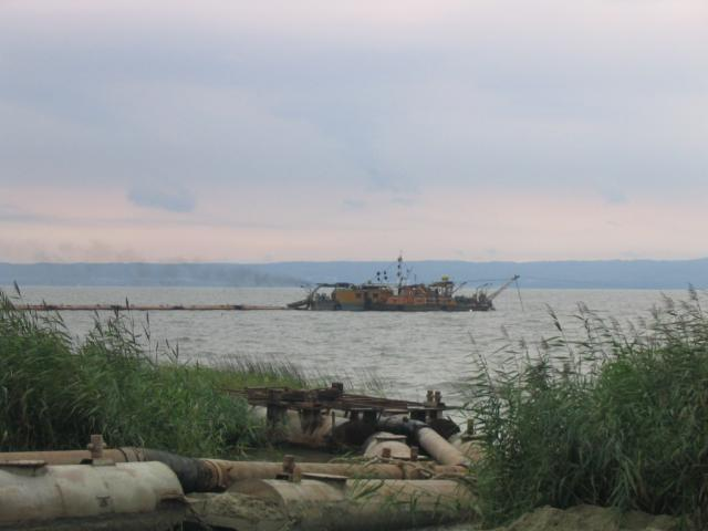 Widok na zalew Wiślany, autor: przemko87