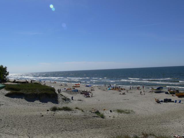Plaża w Krynicy Morskiej, autor: przemko87