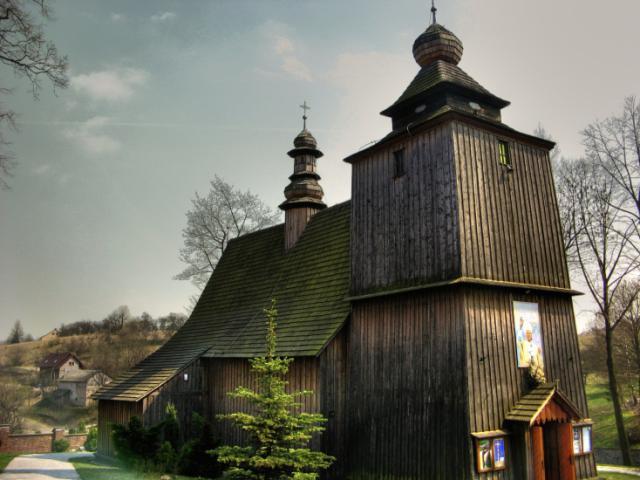 Kościół w Paczółtowicach, autor: vanhelsing