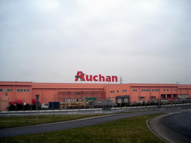 Wspomniany Auchan, autor: bikerrr