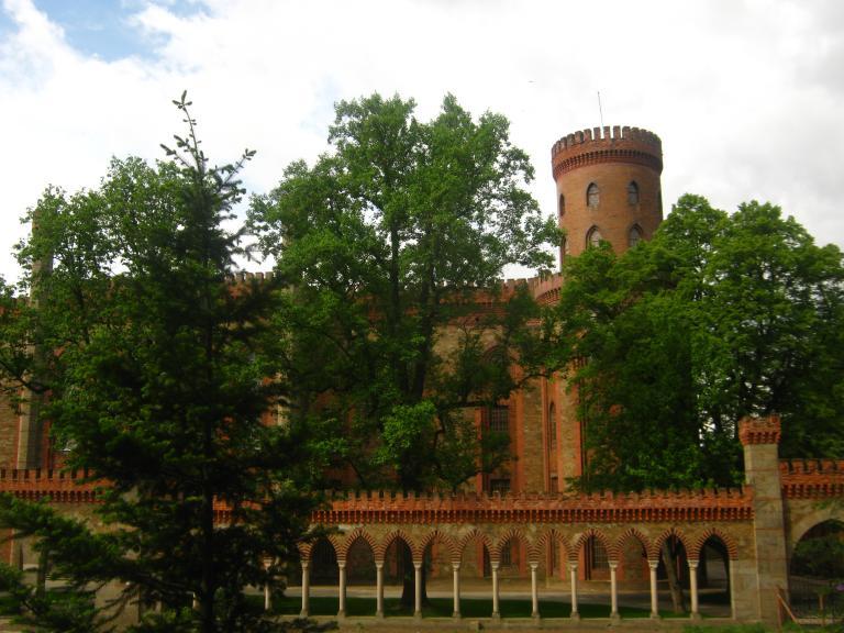 Zamek w Kamieńcu Ząbkowickim, autor: jwo1983