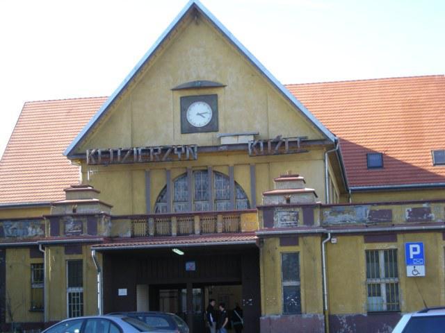 Dworzec PKP w Kędzierzynie-Koźle, autor: bikerrr