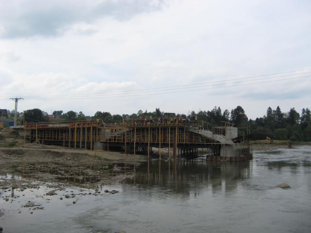Budowa nowego mostu, autor: vanhelsing