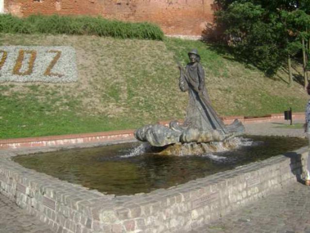 Flisak, fontanna, autor: przemko87