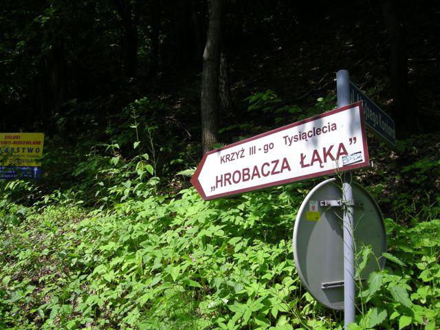 na Hrobaczą Łąkę tędy, autor: bikerrr