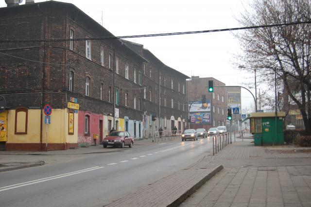 Ulica Katowicka (Bogucice) - MojRower.pl