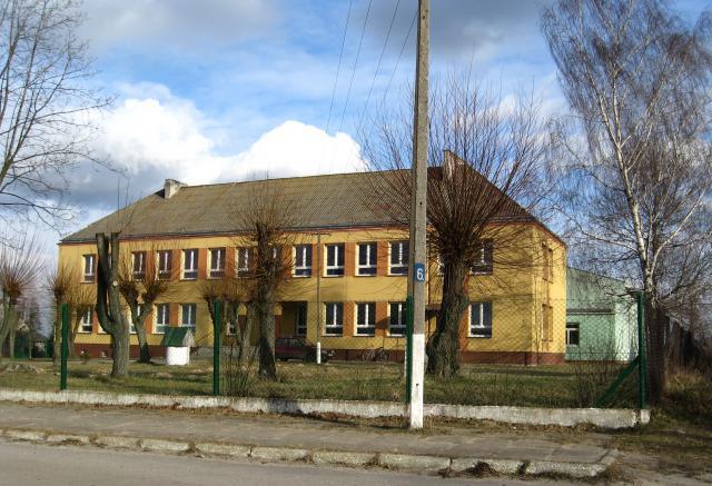 Szkoła Podstawowa w Bukowcu, autor: michal_cfc