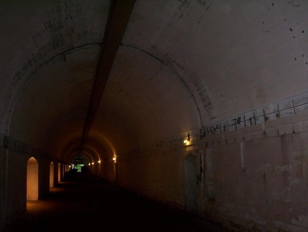 Bunkier kolejowy w Konewce, autor: olekowy