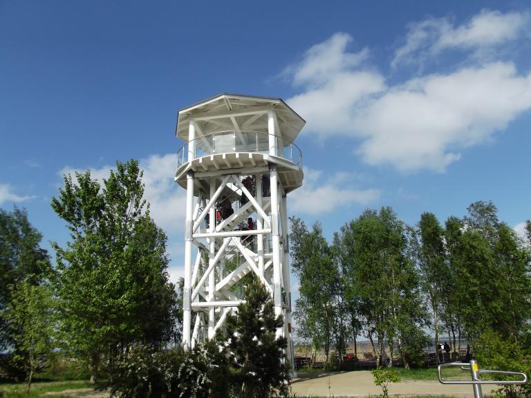 Wieża widokowa w Trzebieży, autor: piotr-kryszewski