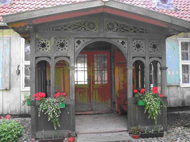 Dworek w Mirachowie, autor: yacek