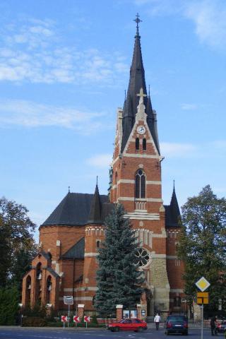 Kościół na Słocinie, autor: azbest87