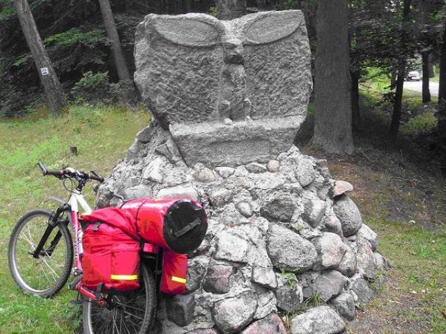 Ciekawy pomnik, autor: yacek