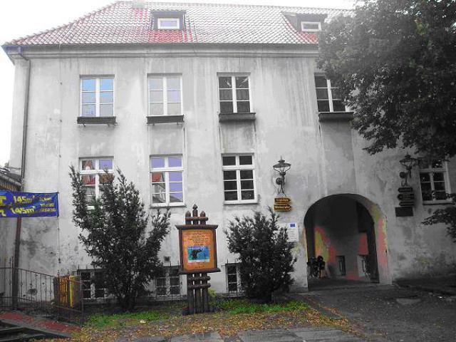 Zamek (obecnie biblioteka), autor: yacek