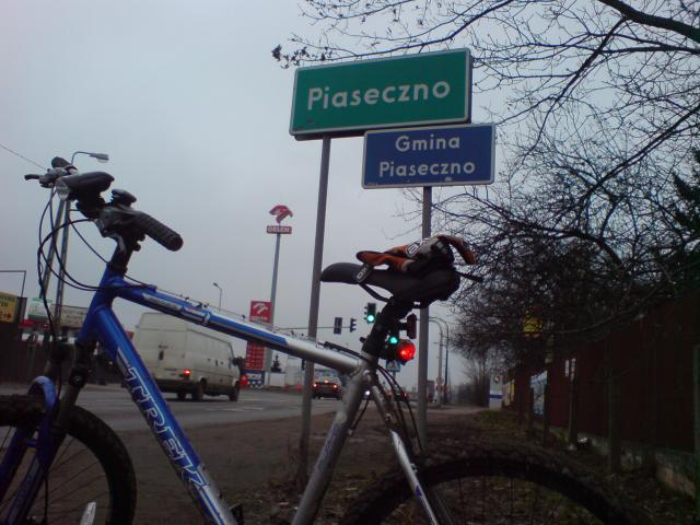 Piaseczno, autor: olecki