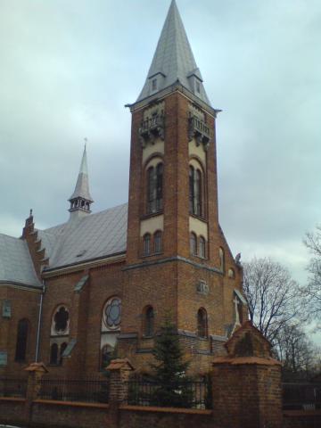 Kościół w Mrowli, autor: azbest87
