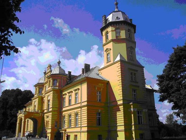 Pałac w Stuchowie, autor: yacek
