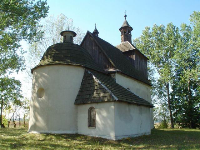 Kościół św. Mikołaja w Przyrowie, autor: yacek