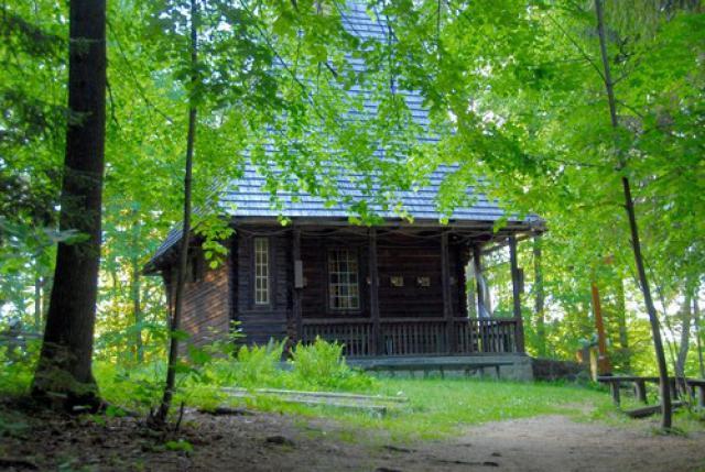 Kaplica w Świnnej - znakomite miejsce na chwilę odpoczynku i zadumy, autor: codecalm