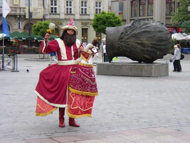 lajkonik, autor: kinga1024