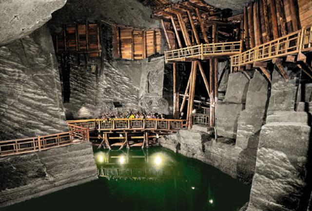 w kopalni wieliczka, autor: kinga1024