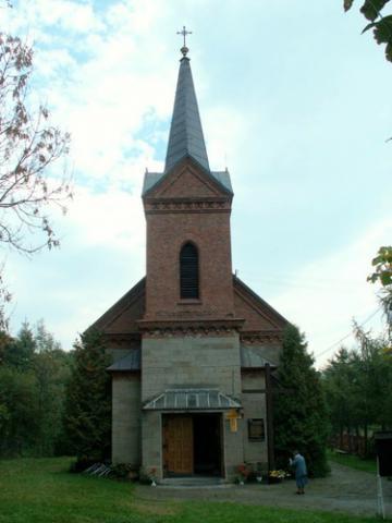 Kościół w Rycerce Dolnej, autor: codecalm
