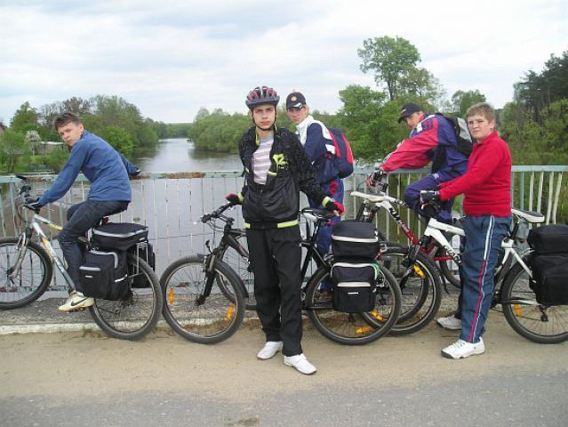 Na moście w Bobrownikach, autor: yacek