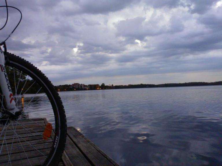 Jezioro Czos, autor: Jarosław Puszko
