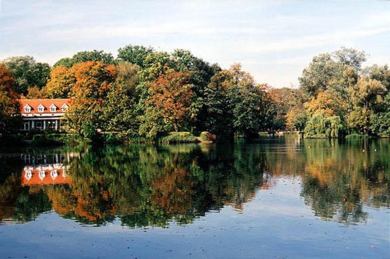 Park sołacki, autor: Łukasz Jesionowski