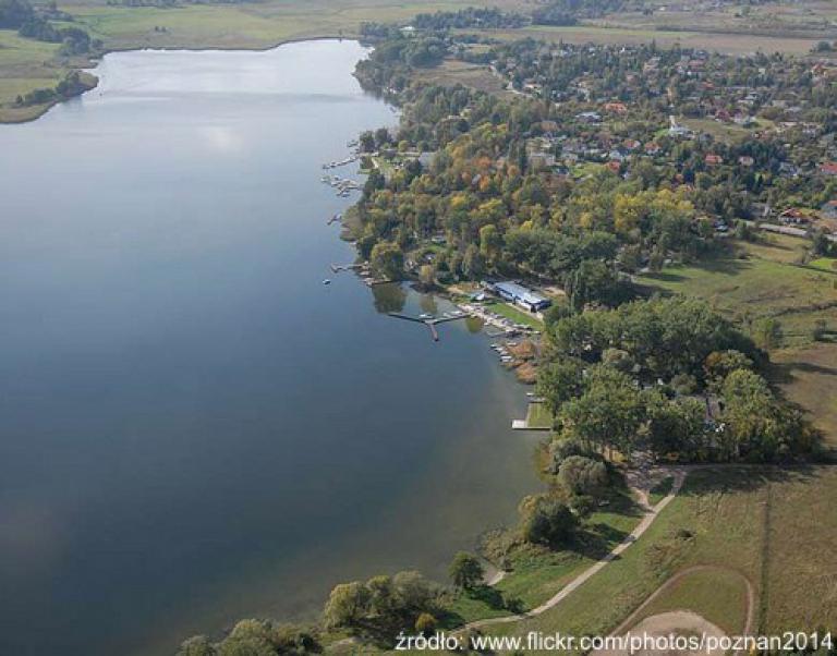 Jezioro Kierskie, autor: Łukasz Jesionowski