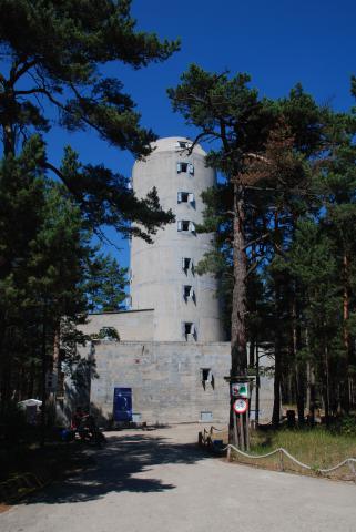 wieża kierowania ogniem, autor: rafal_gd