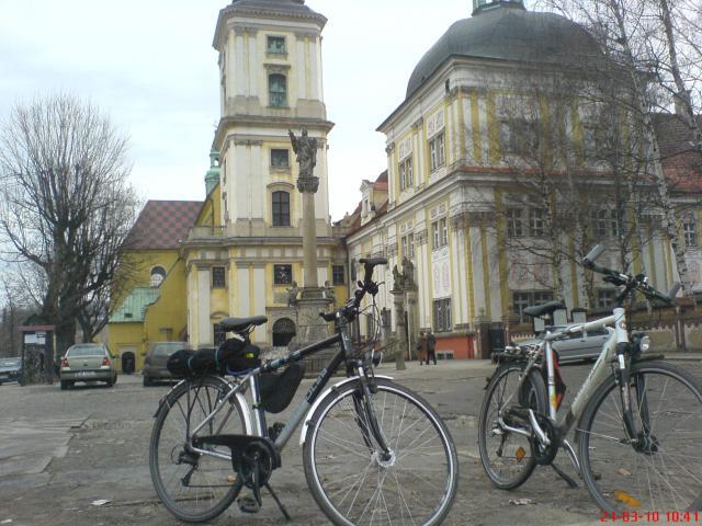 Klasztor w Trzebnicy, autor: wiesiek