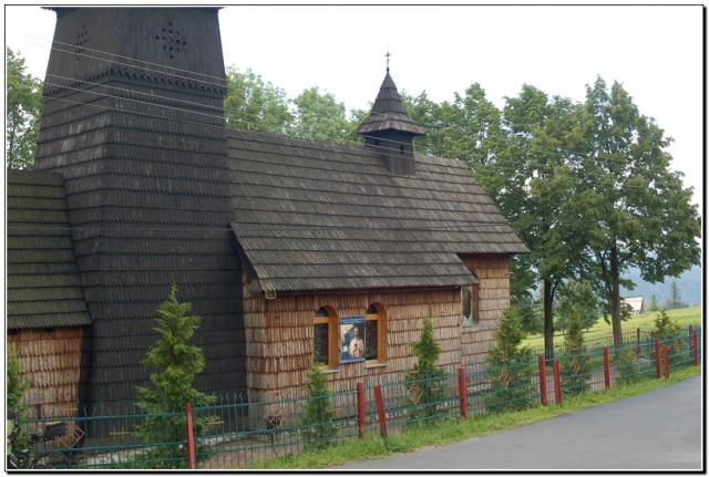 Kościułek w Rzepiskach, autor: mirak