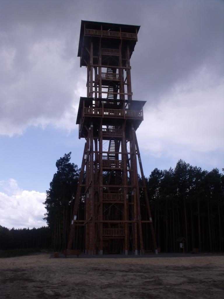 wieża widokowa, autor: MarekGródecki